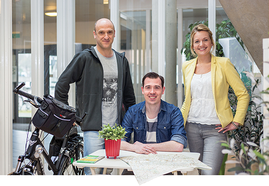 Onderweegs-in-Nederland-fietsvakanties-personeel