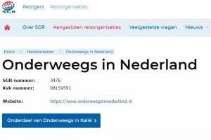 Fietsvakantie nederland - sgr lid