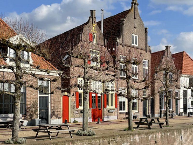 Onderweegs in Nederland